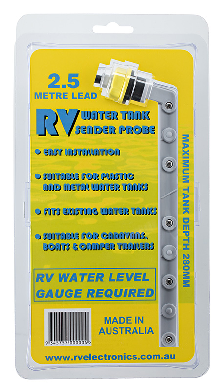 Tank Sender Probe 2.5 Metre Lead